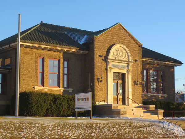 Worcester Public Library - Frances Perkins Branch