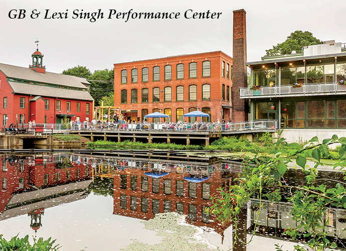 G.B. and Lexi Singh Performance Center