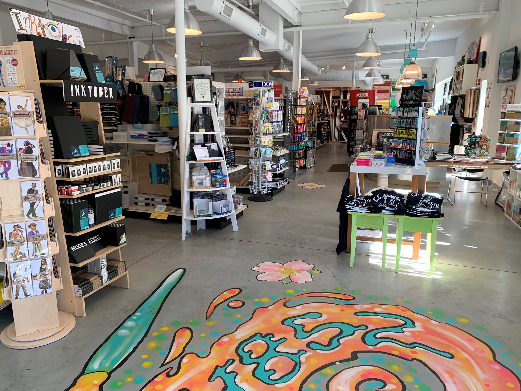 C.C. Lowell Art Supply and Custom Framing