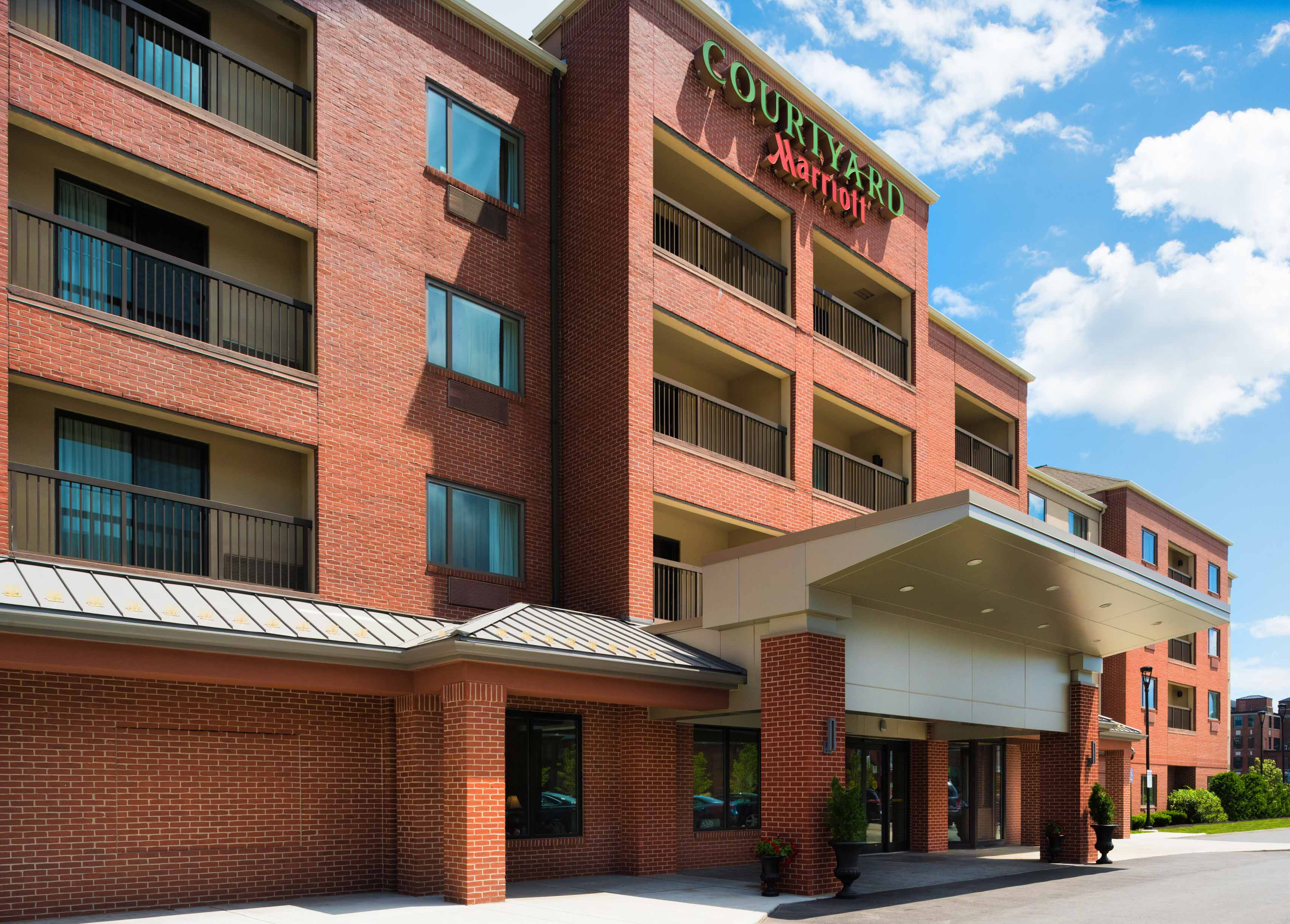 Courtyard by Marriott - Worcester