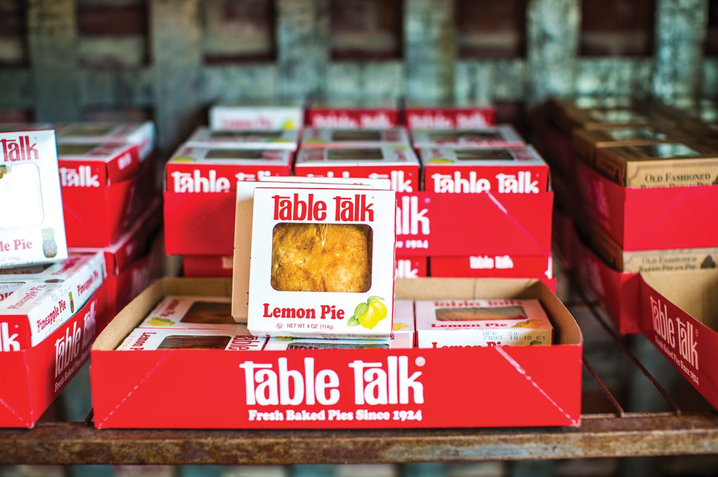 The Pie Store - Table Talk Pies