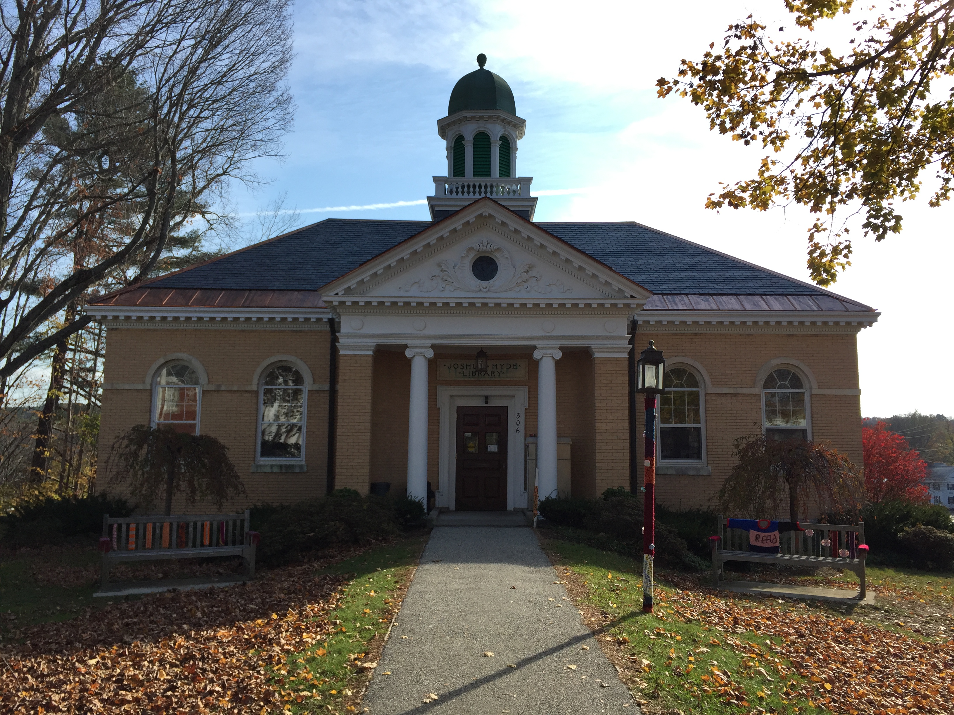 Sturbridge Joshua Hyde Library
