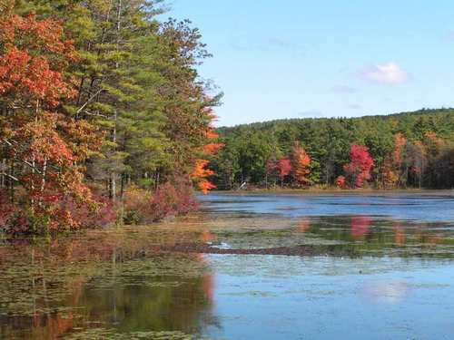 Location - Discover Central Massachusetts