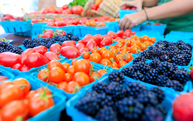 A Guide to Farmers Markets in Central Massachusetts