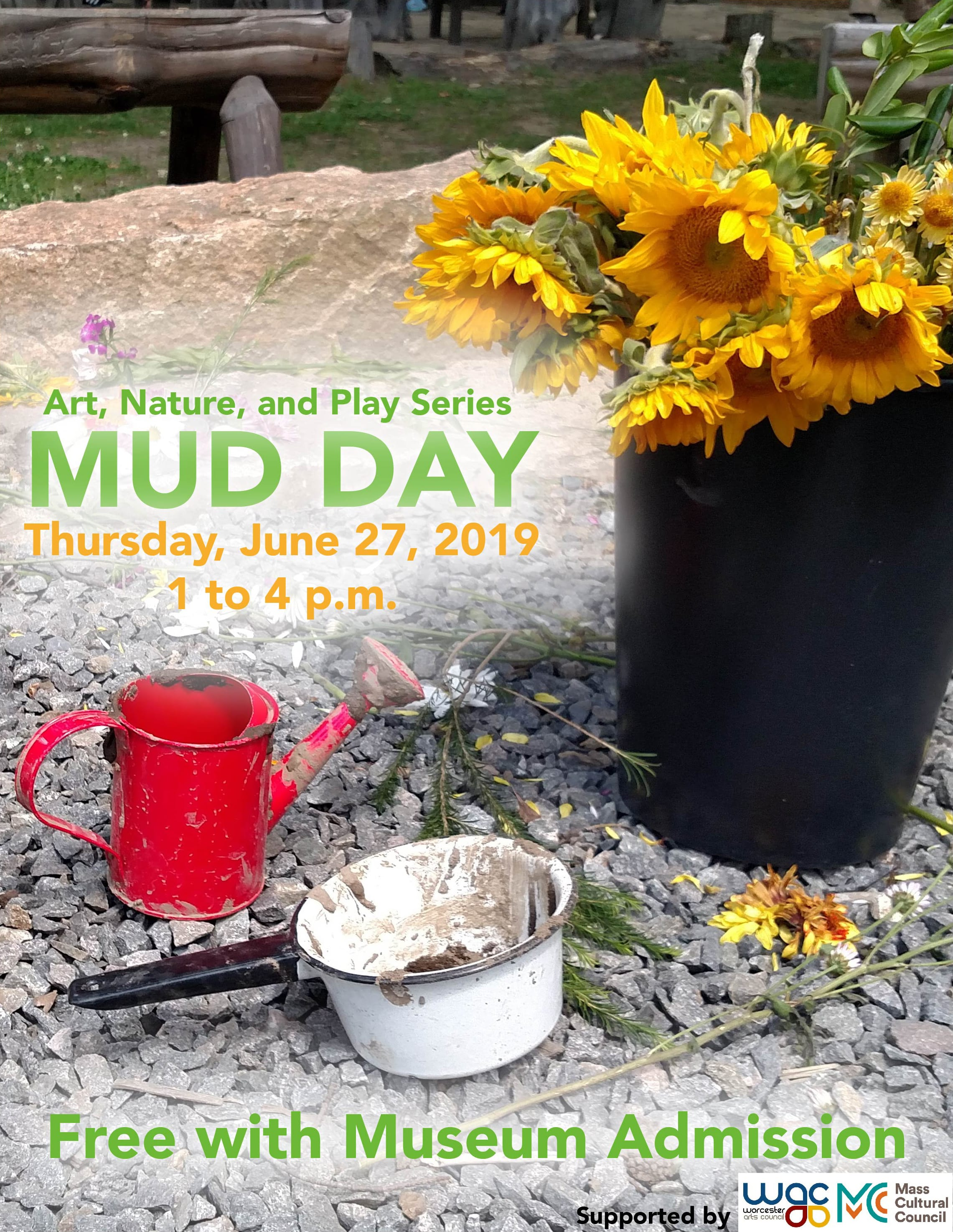 Art Nature And Play Series Mud Day Local Event Discover