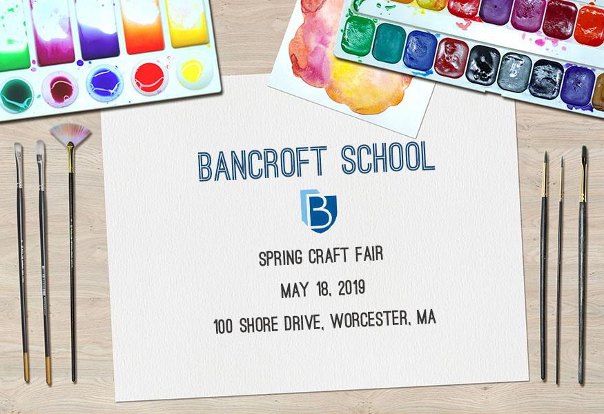 Bancroft School Spring Craft Fair Local Event Discover Central
