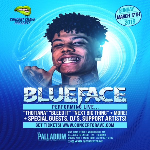 BLUEFACE AGE - BLUE FACE - G-Eazy And Blueface Show A Ton Of