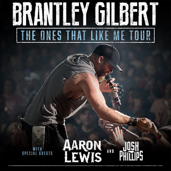 Brantley gilbert the ones that like me tour local event brantley gilbert spent all of 2017 taking his music to the people working the rust belt the heartland the mid south the deep south and the northeast m4hsunfo