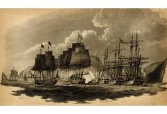 """The Naval Battle That Won the American Revolution"" by Nathaniel Philbrick"