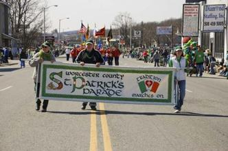 2019 Worcester County St. Patrick's Day Parade