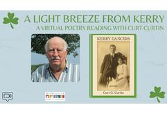 A Light Breeze from Kerry: Poetry Reading with Curt Curtin