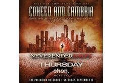 Coheed & Cambria — The Palladium Outdoors