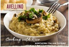 Cooking With Rico - Northern Italian Cuisine