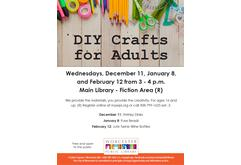 DIY Crafts for Adults (Feb 2020)