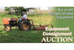 Equipment Consignment Auction - 2018