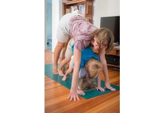 Family Yoga at Roosevelt Branch: Session 5