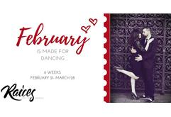 February 6 Week Salsa Session: Classes forming now!