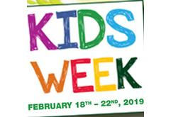 February Vacation Kids Week Activities - 2/18/19-2/22/19