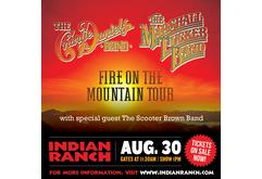 Fire On The Mountain: The Charlie Daniels Band, The Marshall Tucker Band, and The Scooter Brown Band