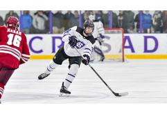 Holy Cross Men's Hockey vs Robert Morris University