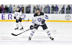 Holy Cross Men's Hockey vs Robert Morris University (Game 2)