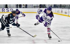 Holy Cross Women's Ice Hockey vs Vermont