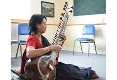Indian Classical Music On Sitar