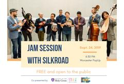 Community Jam Session with Silkroad