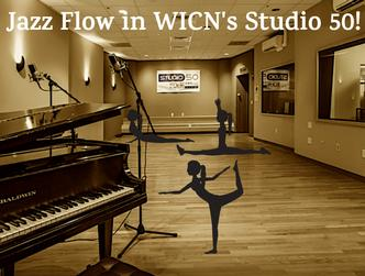 Jazz Flow Yoga @ WICN