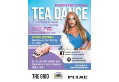 Joslyn Fox's Pride Tea Dance