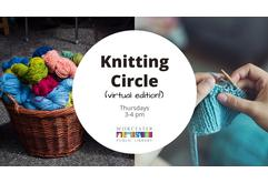 Knitting Circle (May 13)