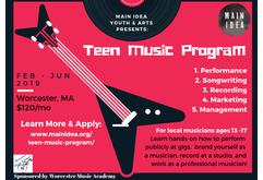 Main IDEA Teen Music Program