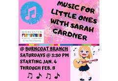 Music Class for Little Ones: Week 4