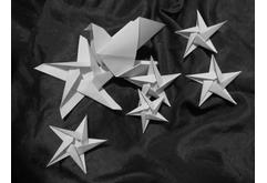 Night Sky Origami (Burncoat Branch)
