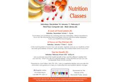 Nutrition Classes: A Look at Food Labels
