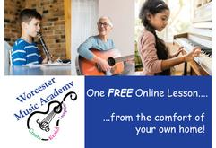 One FREE Lesson