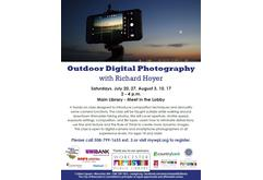 Outdoor Digital Photography 8/3