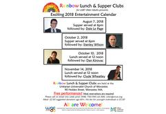 Rainbow Supper Club with Stanley Wilson