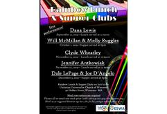 Rainbow Supper Club with DaleLePage