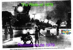 Resistance: The Riots of Great Brook Valley Photographic Exhibit