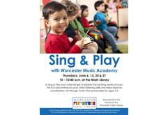 Sing & Play with Worcester Music Academy