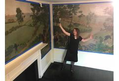 Stearns Tavern Mural Conservation Project Talk