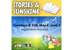 Stories & Sunshine 5/11