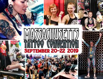 The 4th Annual Massachusetts Tattoo Convention