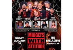The Return of the Midget Wrestling Show!