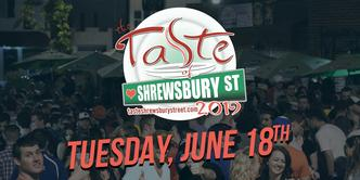 The Taste of Shrewsbury Street 2019