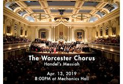 The Worcester Chorus: Handel's Messiah