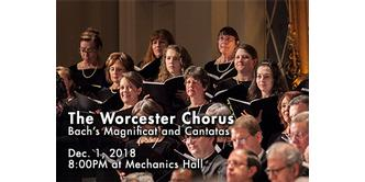 The Worcester Chorus Sings Bach's Magnificat