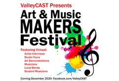 Virtual Art & Music Makers Festival