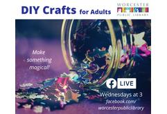 Virtual DIY Crafts for Adults (8/12)